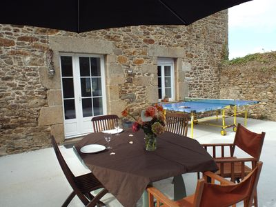 Photo for Stay in the countryside Near Dinard and Saint Malo