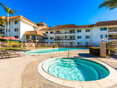Photo for 25% OFF APR+MAY - Amazing Ocean Views w/ Pool, Jacuzzi & Tennis Courts