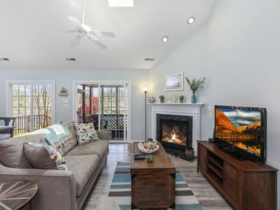 Photo for This Gorgeous Waterfront Townhome sleeps 6 & has a Community Pool.