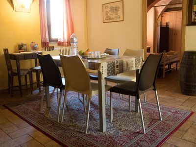 Photo for B & B Lo Sfizio Delicious Holiday Home in a historic building of 700 Cupramontana