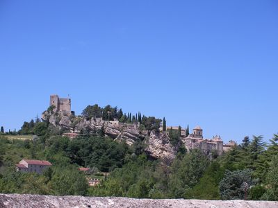 Photo for Medieval charm and soaring vistas in the heart of Provence: what's not to love?
