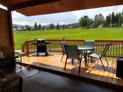 Photo for *WeeklyDiscounts* Clean 3/2 on Cree Meadows Golf Course, Deck w/ Mtn View, Grill