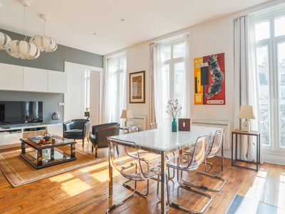 Photo for Family apartment with 3 bedrooms LE MARAIS