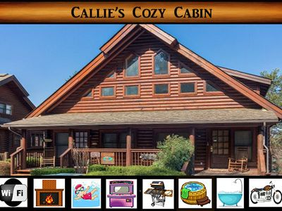Photo for Callie's Cozy Cabin