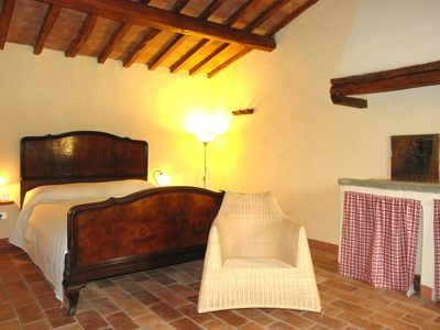 Photo for House 1.4 km from the center of San Casciano in Val di Pesa with Parking, Internet, Washing machine, Pool (117869)
