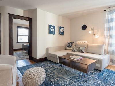 Photo for Intimate and Cozy West End Apartment with Parking