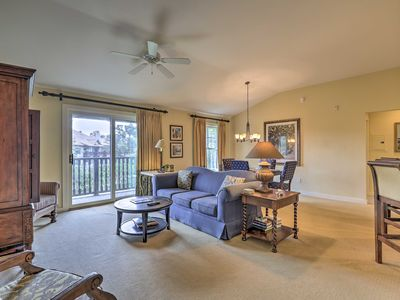 Photo for NEW! St Augustine Condo w/ Balcony & Pool Access!