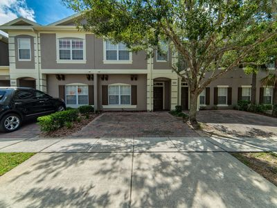 Photo for LUXRUY 4 BEDROOM 3 FULL BATH TOWNHOUSE WITH WATER VIEW NEAR DISNEY