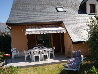 Photo for 2BR Lodge Vacation Rental in Guidel, Bretagne
