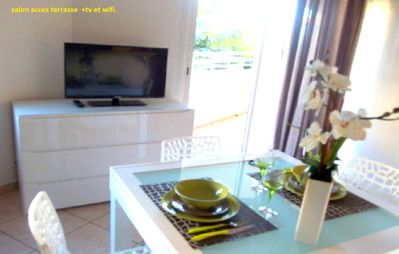 Photo for APARTMENT WITH WIFI CLIM RES 2003 CLOSE BEACHES AND TRADE PARKING.