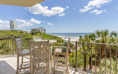 Photo for Legacy 202 4 bed 3 bath newly renovated condo with gulf views, community pool