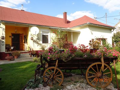 Photo for Walnut Cottage is an idyllic 2 bedroom self contained bungalow.
