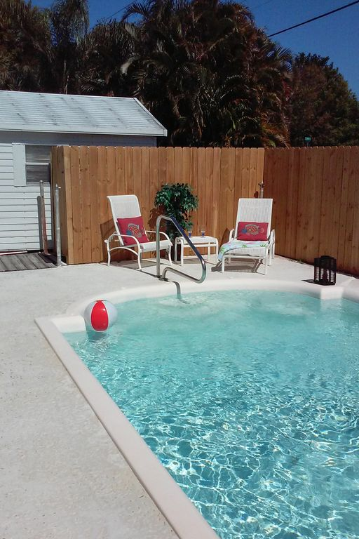 Breezy 3BR Vero Beach House w Private HomeAway Vero Beach