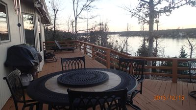 Photo for Lake Balboa Waterfront Home!  Ideal For Families, Friends, Or Romantic Getaway
