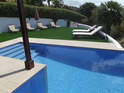 Upstairs Infinity Pool & Gardens-Complete Privacy