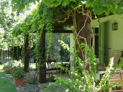 Photo for Charming Villa near the sea, Capalbio, Tuscany