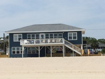 Photo for Oceanfront Home 2, 4 or 6 Bedrooms! Stay in the Top, Bottom or Whole