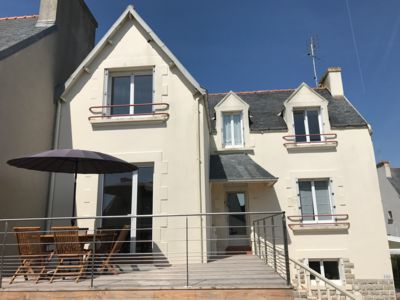 Photo for Large renovated house near the beaches and the harbor, with sun terrace