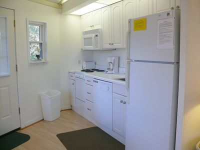 Newly renovated kitchen - fully equipped