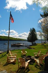 Photo for Osprey's Nest - Private Lakefront Suite On Rangeley Lake