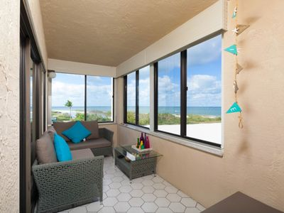 Photo for Sandarac 610A - Weekly - Gorgeous Views - 6th Floor - Directly on Beach - Free Wifi - Great Kitchen!