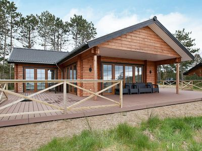 Photo for Attractive Holiday Home in Jutland with Terrace