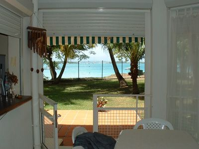 Photo for beautiful apartment located in a residence Gosier bottom of the strong sea