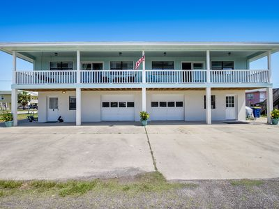 Photo for Fernandina Beach, North End! Ocean View!Perfect for Families!Long Term Discounts
