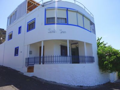 Photo for Detached house two floors u. Rooftop terrace near the beach
