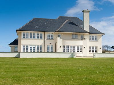 Photo for Modern & spacious villa in the heart of Scotland's Golf Coast