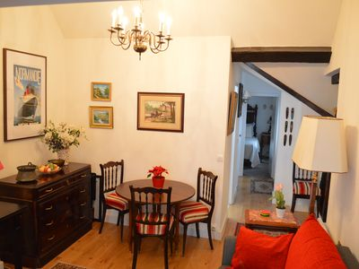 Photo for Charming Apartment In The Heart Of Paris Marais – 1 Br. Sleeps 4 Air Condition