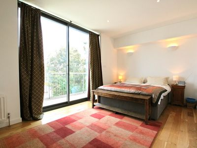 Photo for Stunning Penthouse with views of the London Eye - 2BR, 2BR