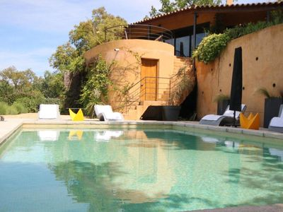 Photo for Beautiful Villa with a Private Pool in Var
