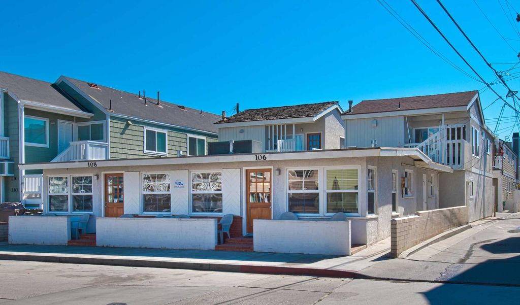 This super cute and charming lower unit sits just one house from fun in the sun