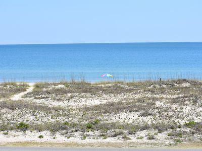 Blue Wave  ** Beach Front View  **  Private Pool  ** Most Reviews on SGI