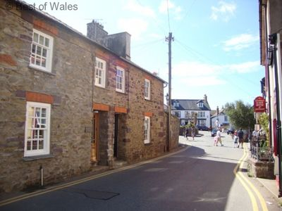 Photo for Holiday Cottage in the centre of St Davids