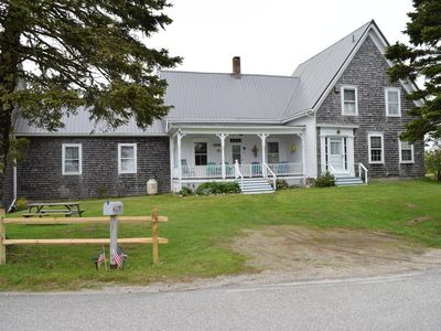 Photo for Early 1800's Bayfront Farmhouse