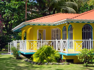Photo for Cane Garden Bay Cottage Suite #2