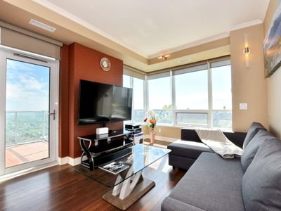 Photo for Gorgeous 2Bedroom Condo/Free Parking/City&LakeView