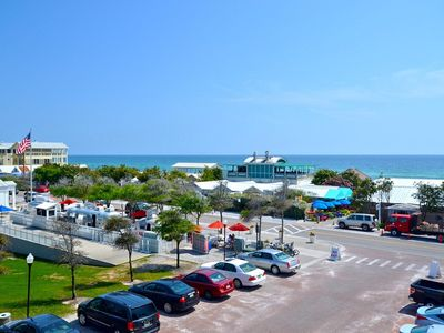 Photo for Seaside Proper! Penthouse - Ocean View-Fully Equipped - Seaside, FL Rental