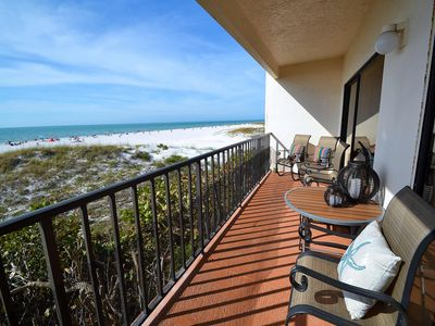 Relish the best beach views on Clearwater Beach.