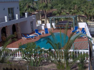 Photo for 7 bedroomed, 5 bathroom  villa with large private pool