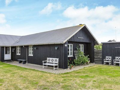 Photo for Modern Holiday Home in Jutland with Private Whirlpool