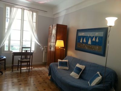 """Photo for Nice Center in """"Les Musiciens"""", Apart. 2 pcs, 7min walk to the sea."""