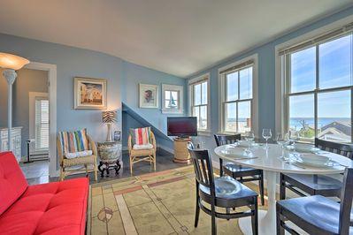 This vacation rental is the ultimate Provincetown home base!