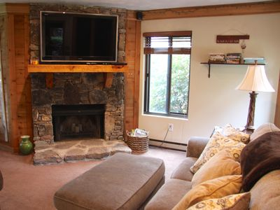 Photo for Seven Springs Condo, Ground level, Gas Grill, New Kitchen, Keurig, Down Bedding