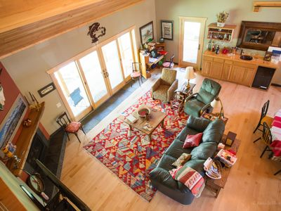 Photo for Beautiful cottage on Yellowstone River with private fishing access