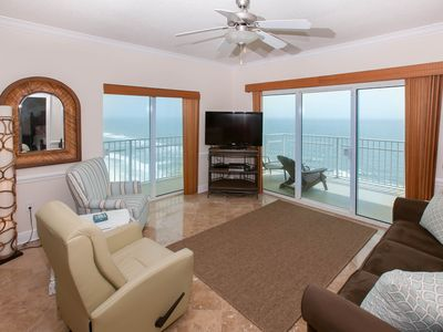 Photo for Incredible views everywhere you look! Updated, spacious, bright, gulf front!