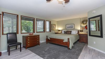 Photo for Coles Bay Vacation Rental near Golf, Beaches, Trails, Butchart Gardens, Ferries & Airport