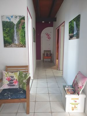 Photo for large apartment on the seafront downtown Le Moule Guadeloupe